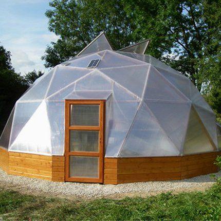 Zome greenhouse