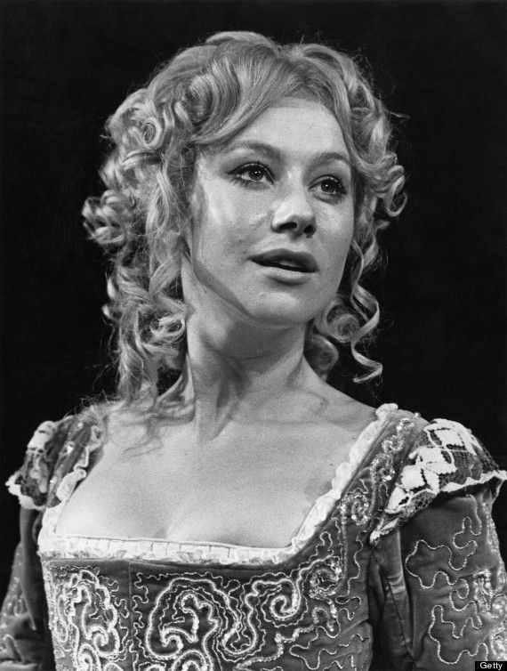 1968 - Helen Mirren appearing with The Royal Shakespeare Company in 'Troilus and Cressida'