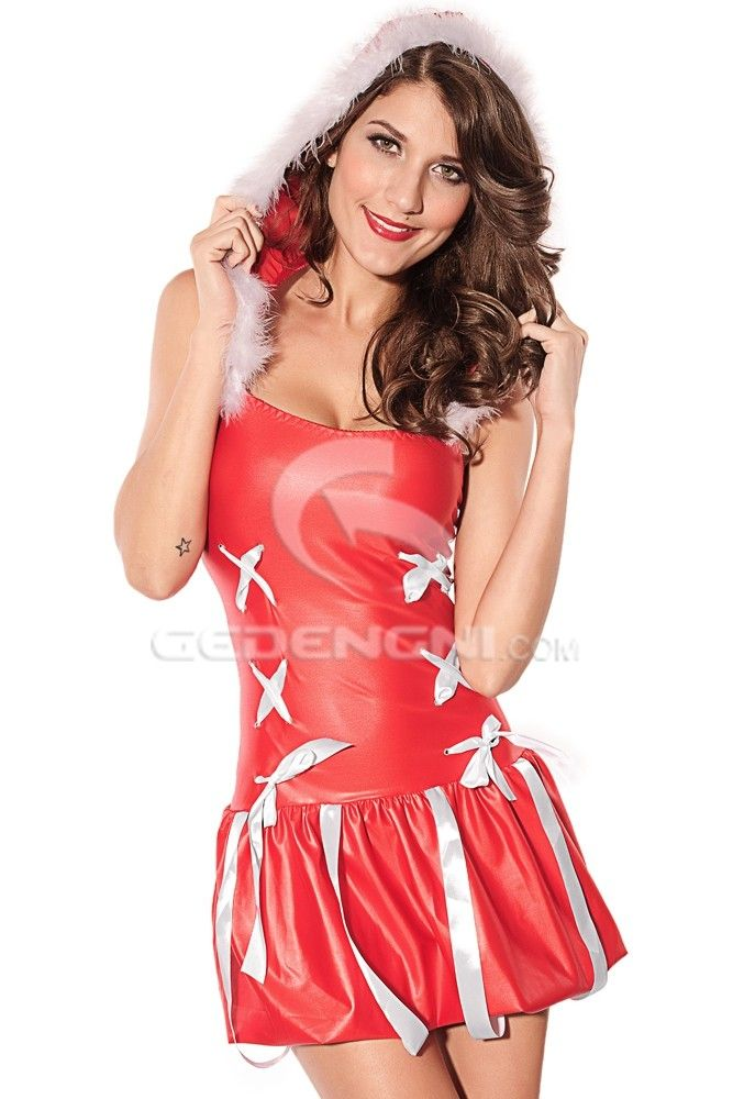 Christmas Princess Outfit Red Color One Size 308 Click