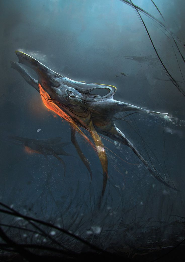 242 best images about sea lake river water monsters on for Deep sea fish