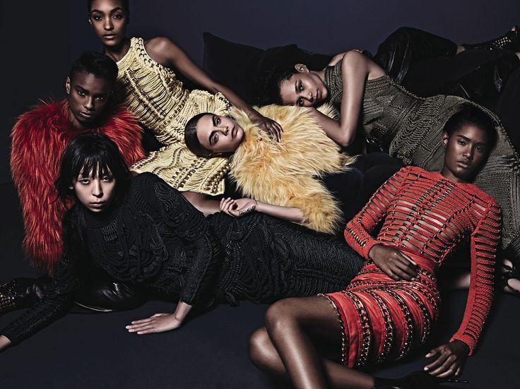 olivier rousteing new years - Google Search
