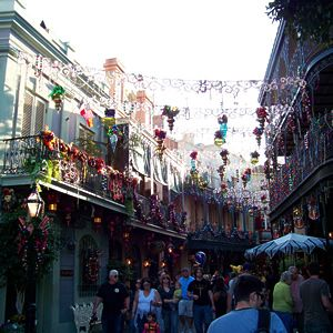 Frenchmen Street, Foubourg Marigny, New Orleans