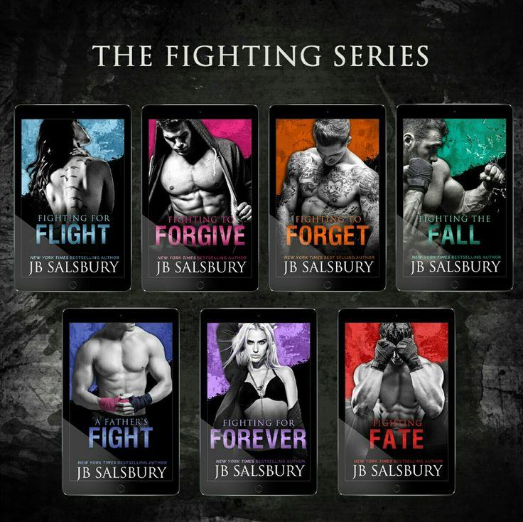 The ENTIRE Fighting Series is #FREE in #KU!  #Amazon http://amzn.to/2ml7YXn  #TheFighting #JBSalsbury #MMAromance #TBR #Romance #Books #goodreads #ebooks #eroticromance #bookaddict #bibliophile #bookshelf #adultbooks #adultromance #romancereads #fighter #fightingseries #KindleUnlimited #FreeinKU