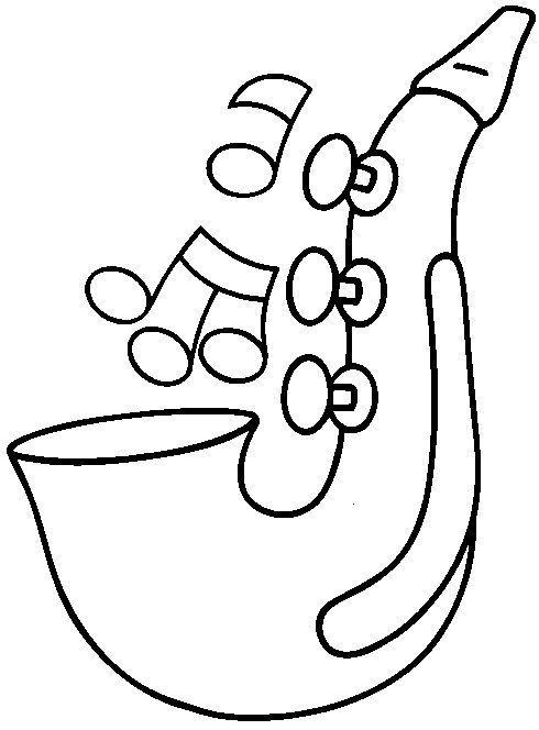 03musica Dibujos De Instrumentos Musicales Instrumentos Musicales Notas Musicales Para Colorear