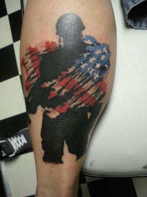 military tattoos 9