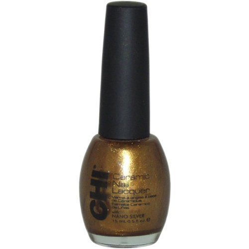 Ceramic Nail Lacquer No. Cle605 Razzle Dazzle by CHI, 0.5 Ounce by CHI. $9.99. No harmful ingredients like Formaldehyde Toluene and DBP. UV Protection to help against color fading and keep color fresh. Contains silk for added shine and ease of application. CHI Ceramic Nail Lacquer is the most revolutionary nail lacquer in the industry and the latest in advanced American technology. Trend setting shades in a variety of colors to fit everyone's personality. Patented long la...
