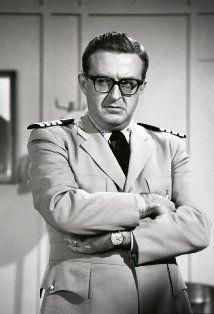 "Joe Flynn played Captain Binghamton on ""McHale's Navy,"" ... ""I could just scream!!!"""