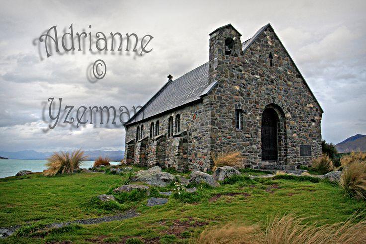 Church of the Good Shepherd, Lake Tekapo - New Zealand