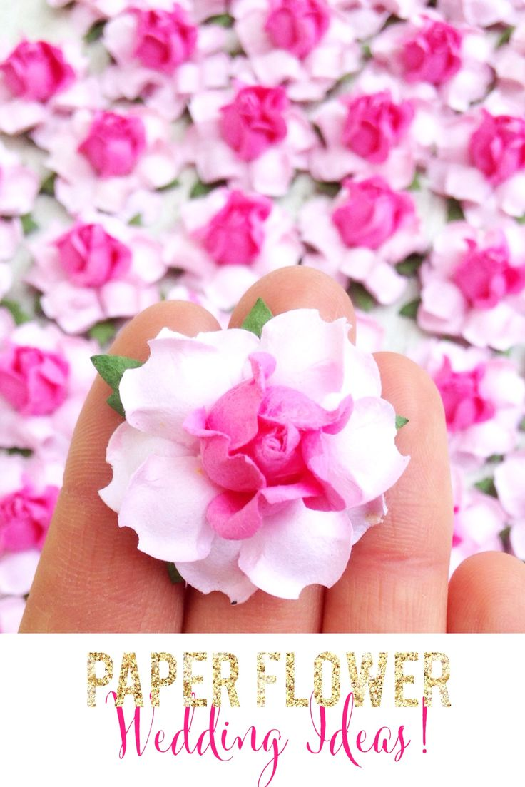 Make your DIY Wedding projects pretty & affordable with our signature Paper Flowers, available in over 25 colors. Visit us to shop! http://www.karasvineyardweddingshop.com/collections/featured-products/products/handmade-paper-flowers-for-wedding-diy-projects-crafts