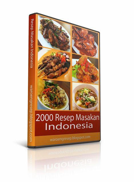 kumpulan resep masakan indonesia terbaru dan terlengkap