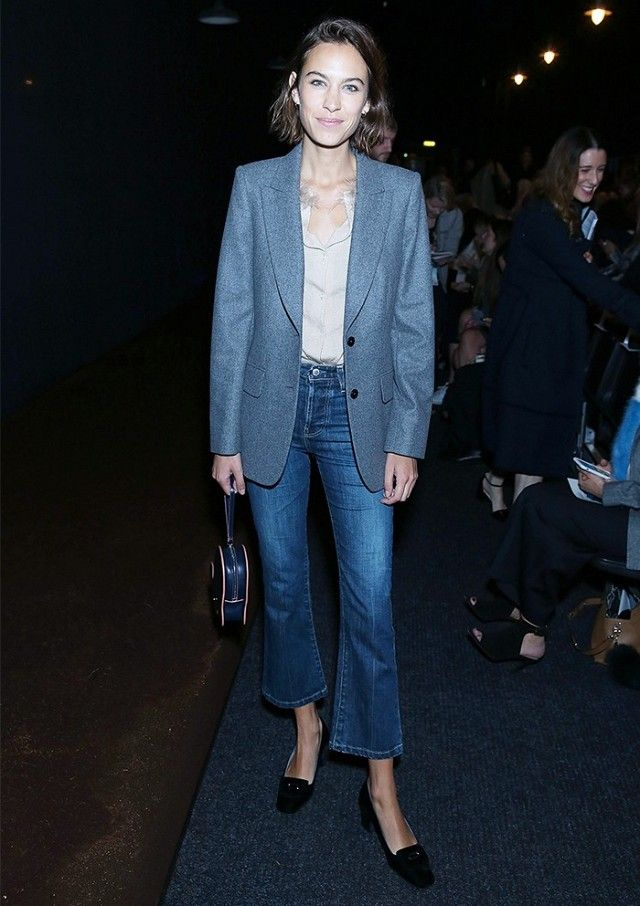 6 Days, 10 Looks: See Alexa Chung's Best LFW Outfits | WhoWhatWear UK