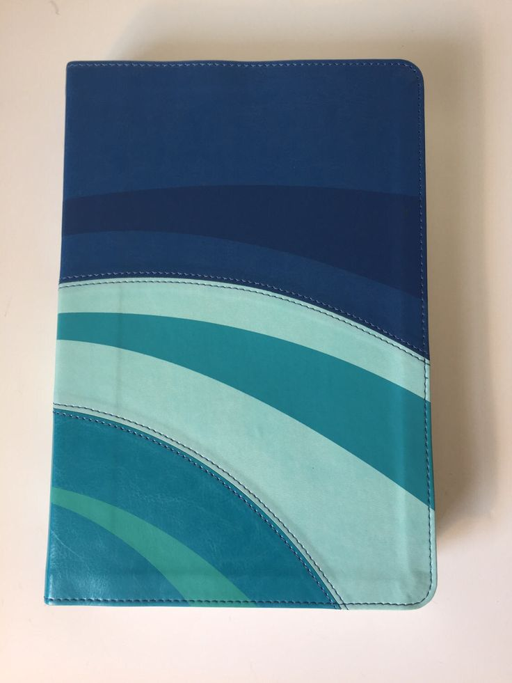 Blue Wave Spanish Leather Journal by SallyMarieVintage on Etsy https://www.etsy.com/listing/505874694/blue-wave-spanish-leather-journal
