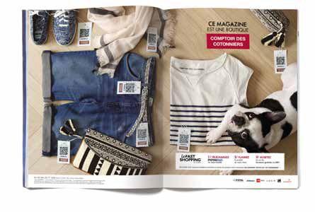"""Comptoir des Cotonniers apre 10.000 boutique e presenta """"Fast Shopping"""", un nuovo modo per vivere acquistare capi chic dallo stile francese.http://www.sfilate.it/227125/fast-shopping-per-comptoir-des-cotonniers-moda-filosofia-vita"""