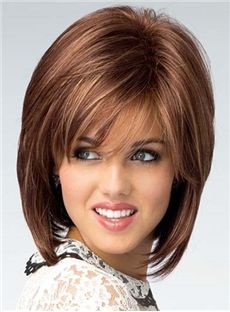 New Arrival Medium Layered Straight Capless Synthetic Wig 12 Inches. Get wonderful discounts up to 75% Off at Wigsbuy using Coupons & Promo Codes.