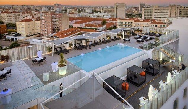UpScale, no Epic Sana Lisboa Hotel (Av. Eng. Duarte Pacheco, 15, Lisboa