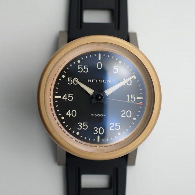 Gauge V2.0 Helson Watch