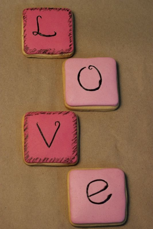 Sevgililer Günü hediyeleri, fikirleri; Valentines Day Gifts, Ideas, dörtlü kurabiye seti, cookies