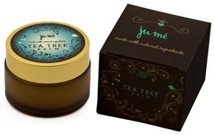 Read a review of JuMe Tea Tree Balm on Syllable in the City.