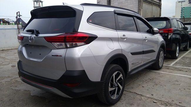 Simulasi Kredit Toyota Rush 2018 Harga Dp Dan Cicilan Wilayah