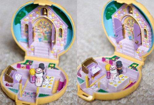 My Polly Pocket Collection!