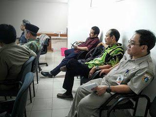 Dokumentasi Kantor Kesbangpol Jaksel: Kantor Kesbangpol Jaksel