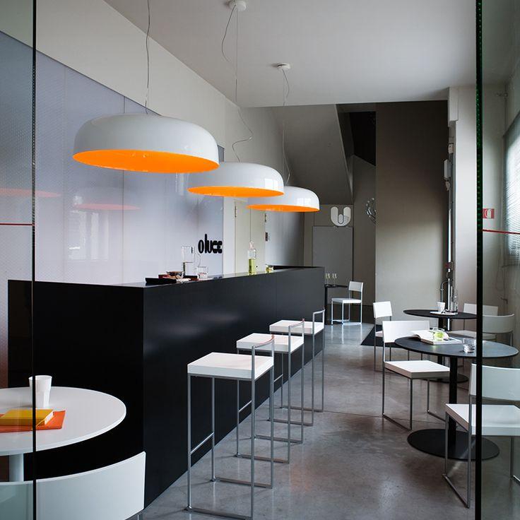 Bar inspiration with Cubo steel framed barstools