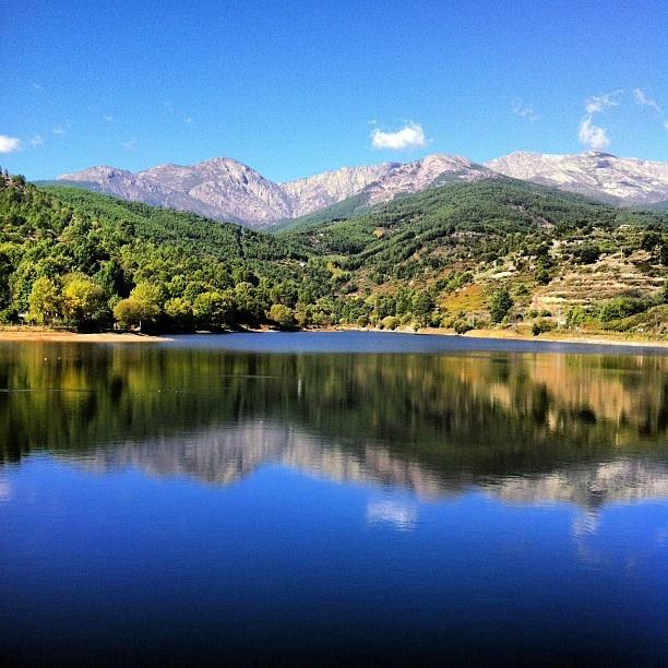 Ávila (Castilla y León) - Pantano de Arenas de San Pedro]
