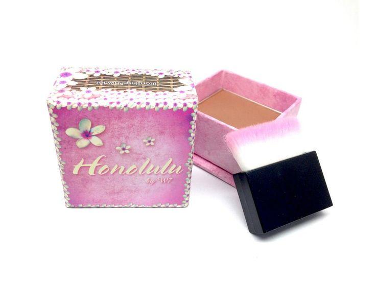 ♥♥ W7 Cosmetics Honolulu Face Bronzer - Bronzing Powder 6g  ♥♥