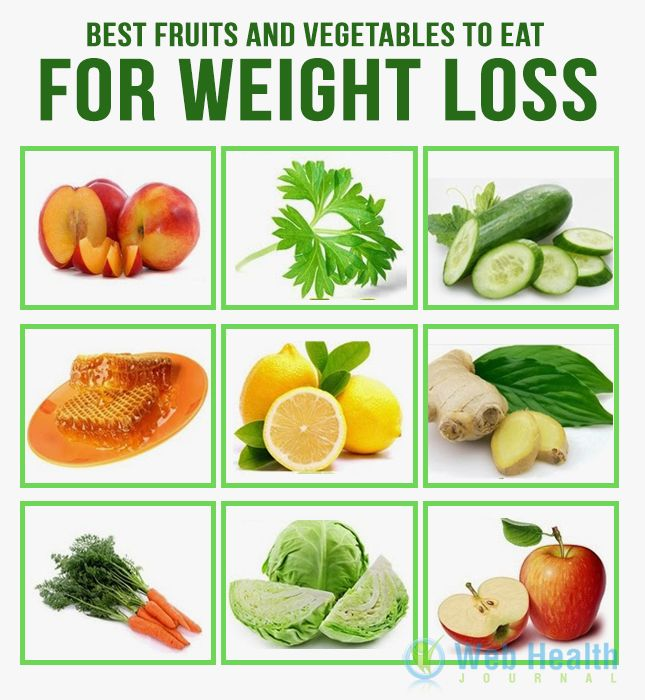 healthy fruits and vegetables to lose weight tropical fruit