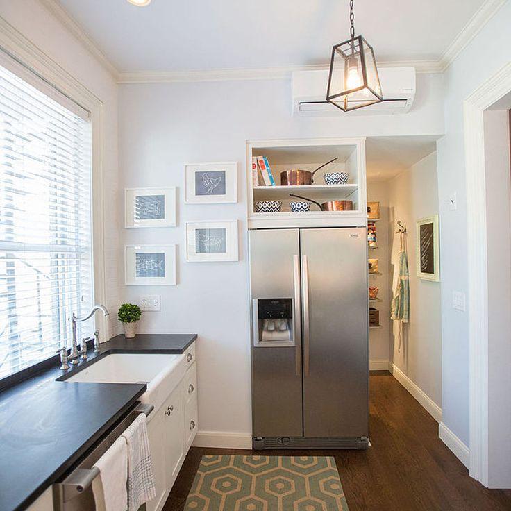 100 Year Old Hoboken Townhouse Gets Kitchen Makeover: 34 Best Brownstone Design & Decor Images On Pinterest
