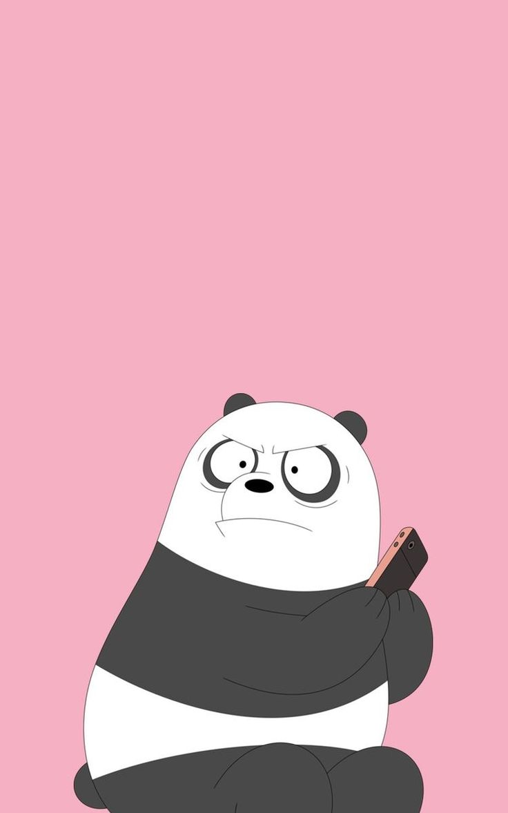 Cute Drawing Polar Bear Wallpaper Android 109 Best We Bare Bears Phone Walpapers Images On Pinterest