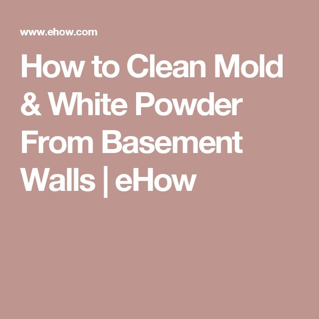 mold on pinterest mold in bathroom remove mold and mildew remover