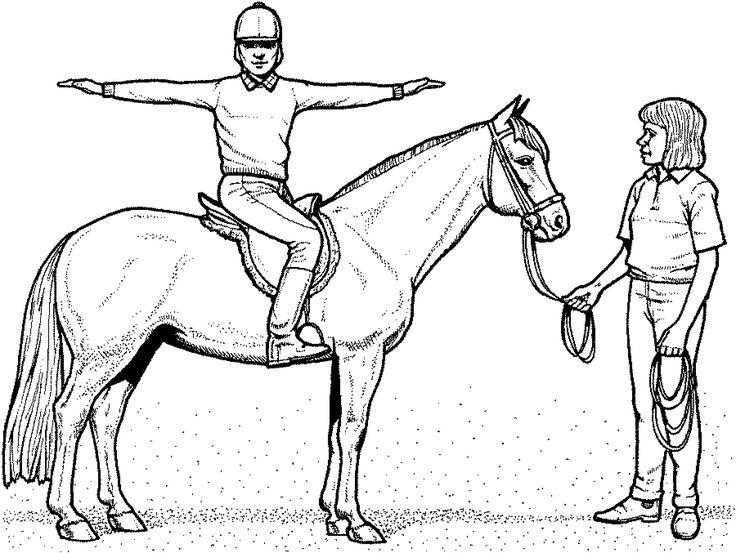 die 25 besten ideen zu ausmalbilder pferde auf pinterest