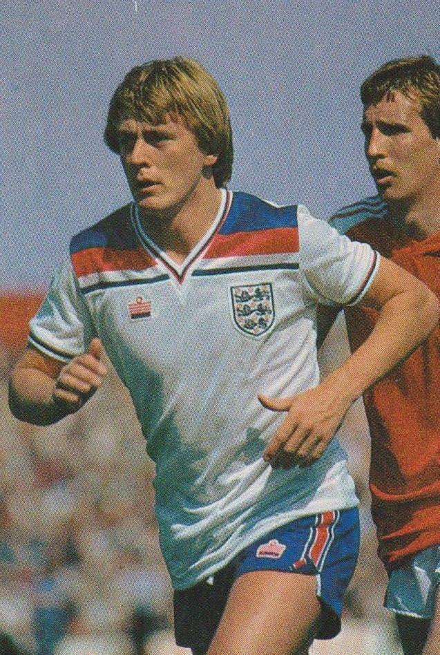 Peter Barnes England 1980