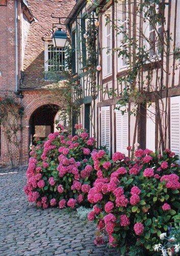 Gerberoy : un village fleuri en Picardie  http://www.gralon.net/articles/voyages-et-tourisme/hotel-par-region/article-gerberoy---un-village-fleuri-en-picardie-6628.htm