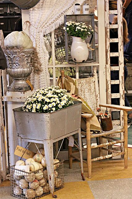 10 Best Images About Antique Booth Display Ideas On
