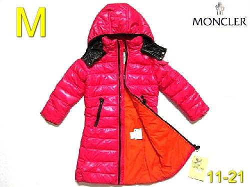 Monclear Kids Clothing 028,back vent,Designer,concealed