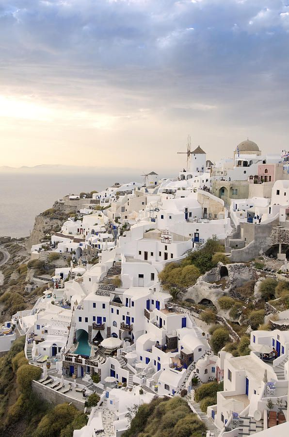 santorini - i have never heard of this place till now but after checking the pics..... me and my personal person gotta go here #naturesBeauty, So much to see