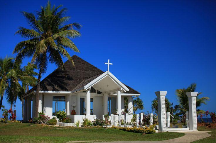 Paradise Chapel at Sheraton Fiji Resort