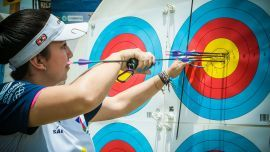 Ki Bo Bae breaks decade-old world record | World Archery