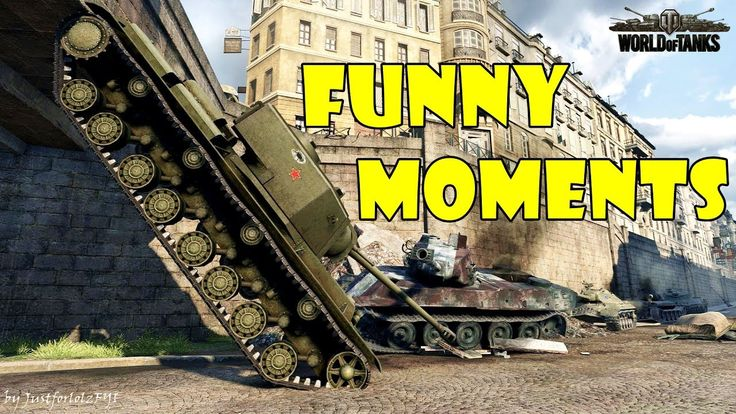 World of Tanks - Funny Moments | Week 2 July 2017