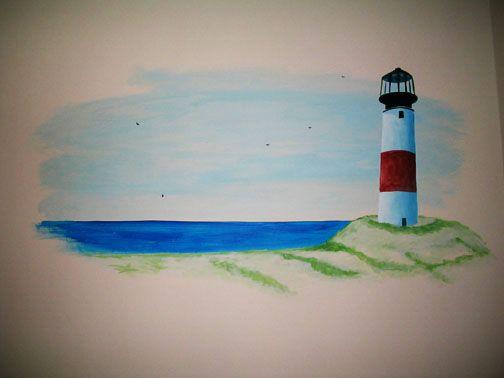 Best 25 Lighthouse Bathroom Ideas On Pinterest