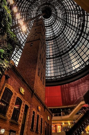 Coops Shot Tower, Melbourne by maryanne