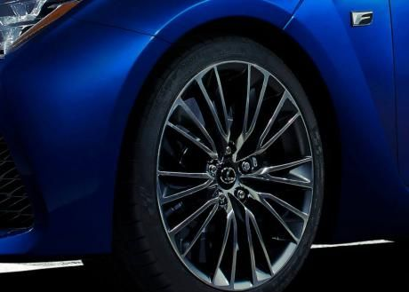 Lexus teases possible IS-F coupe at Detroit Auto Show