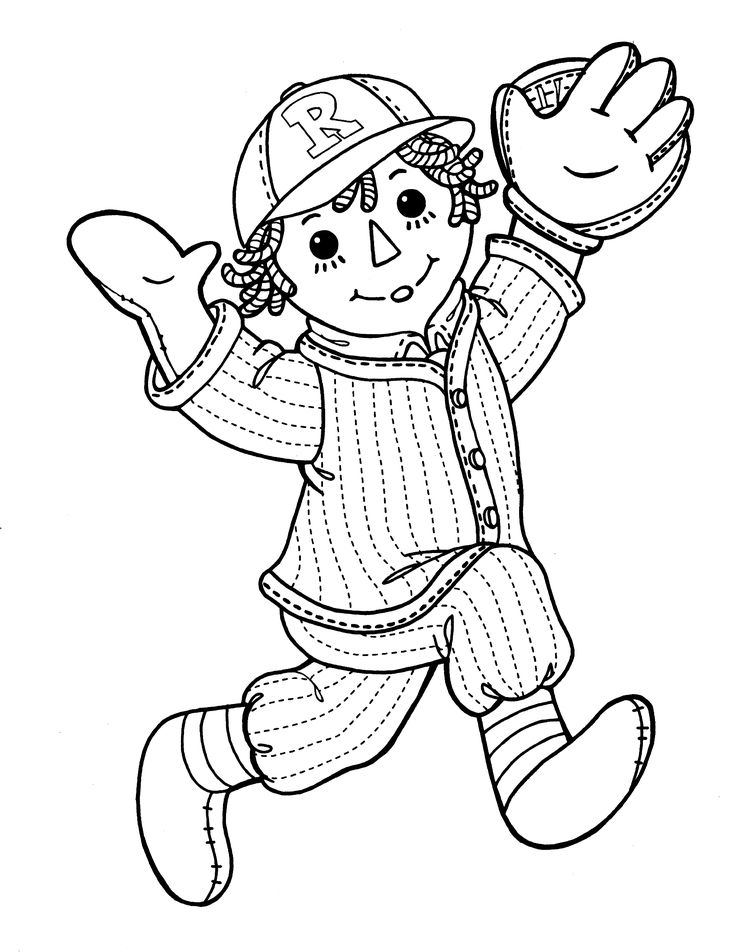 464 best images about ann and andy on pinterest vintage for Raggedy ann and andy coloring pages