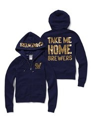 one of THE best parts of Summer....Brewers Games!