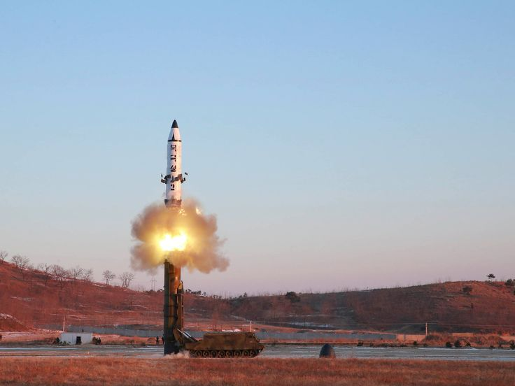 North Korea just showed the world it's serious about nuclear war  and the US's response won't cut it