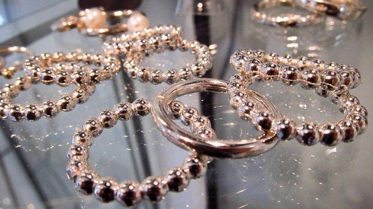 Ringar i silver