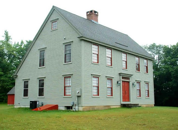 122 Best Saltbox Houses Images On Pinterest Saltbox