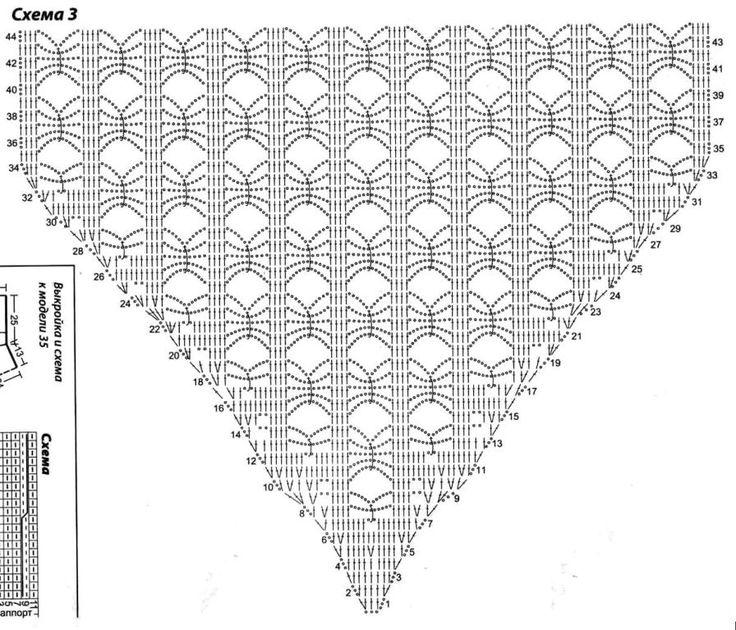 схемы вязания безрукавки для девочки крючком - Поиск в Google